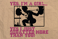 yes i am a girl